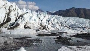 Türk çift Alaska'da küresel ısınmanın etkilerini görüntüledi