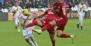 Göztepe ile Sivasspor 14. randevuda