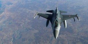 F-16'ların ömürleri uzatılıyor