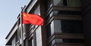 ABD'li yetkililer Houston'daki Çin Başkonsolosluğuna girdi