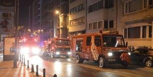 İstanbul Devlet Tiyatrosunda çıkan yangın paniğe neden oldu