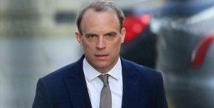 İngiltere Dışişleri Bakanı Raab: Önlemler alınmadığı takdirde Kovid-19'da ikinci dalgayı yaşayabiliriz