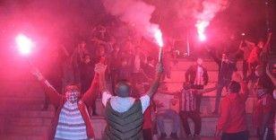Sivas'ta Avrupa coşkusu
