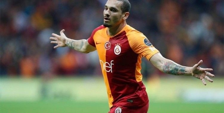 Brezilyalı stoper Maicon Galatasaray'a döndü
