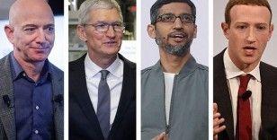 Amazon, Apple, Google, ve Facebook CEO'ları ABD Kongre'sinde ifade verecek