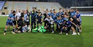 TFF 1. Lig Play-Off Yarı Final: Adana Demirspor: 4 - Bursaspor: 1
