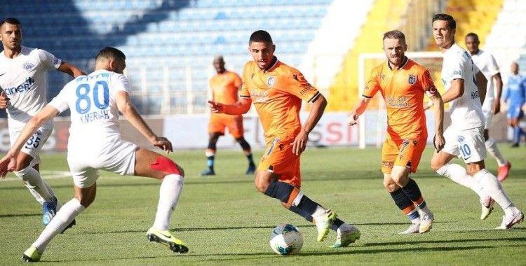 Şampiyon Medipol Başakşehir sezonu Kasımpaşa yenilgisiyle kapattı