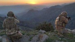 'Yıldırım-3 Ağrı Dağı' operasyonu için düğmeye basıldı