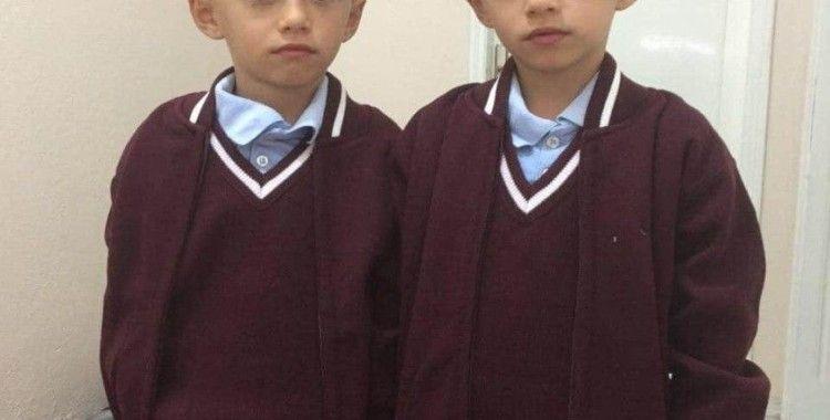 İkizleri gölet ayırdı