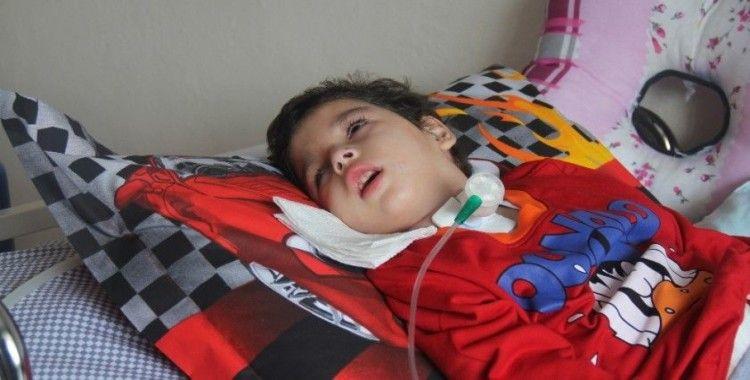 8 yaşındaki Veysel 3 yıl süren yaşam savaşına yenik düştü