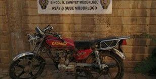 Bingöl'de hırsızlık şüphelisi 3 şahıs tutuklandı