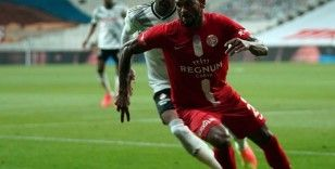 Amilton, Antalyaspor'da en fazla forma giyen oyuncu oldu