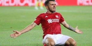 Emre Kılınç, Sivasspor'a veda etti