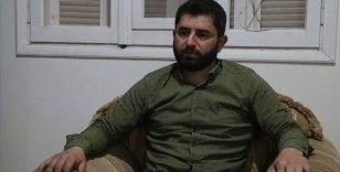 Esed rejiminin zindanlarında alıkonulan SMO komutanı Hatip: Kimseye hissettirmeden gözlerimle namaz kılardım