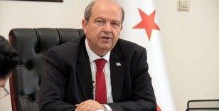 KKTC Başbakanı Tatar'dan Rum tarafına tepki: 'Yapılan anlaşmalar bölgedeki gerginliği arttıracak'