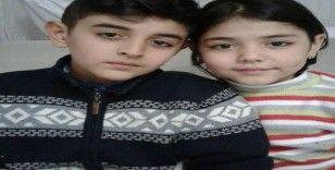 Giresun'da yaylada kaybolduktan sonra bulunan Elif ve ağabeyi devlet himayesine alındı