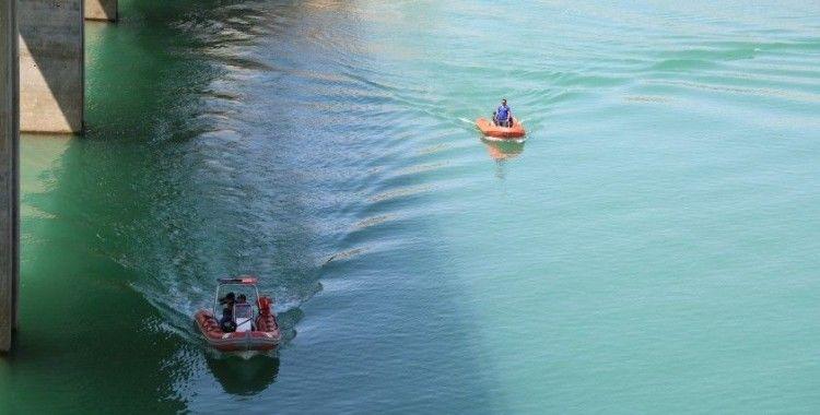 Baraj gölünün suyu 6 metre düşürüldü, Gülistan'ı arama çalışmaları sürüyor