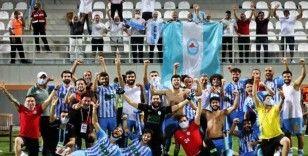 Bakan Kasapoğlu'ndan TFF 2. Lig'e yükselen kulüplere tebrik