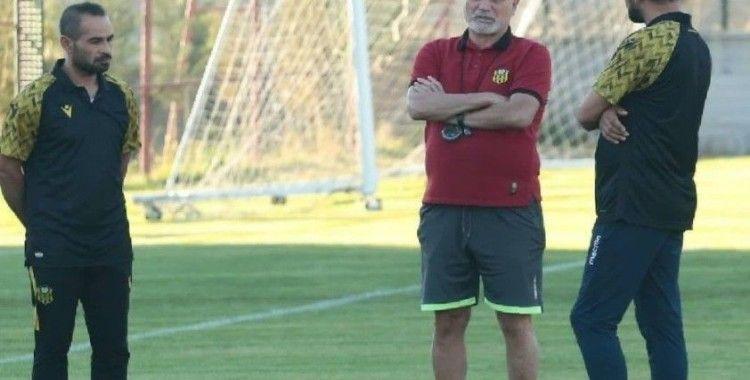 Yeni Malatyaspor, son sezonda 3 teknik adamla çalıştı