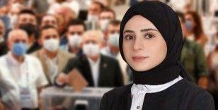 CHP'nin ilk başörtülü yöneticisi Kılıç: Keşke başörtülü kimliğimle değil de avukat kimliğimle konuşulsaydım