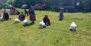 TİKA'dan Guatemala'da ihtiyaç sahibi ailelere gıda ve hijyen paketi yardımı