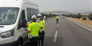 Kurban Bayramında trafik denetimleri artacak