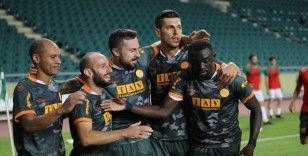 Alanyaspor'a 100 bin TL kupa primi