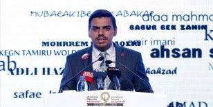 YTB Başkanı Eren: Bu burslar gönülden gönüle bir yol inşa ediliyor