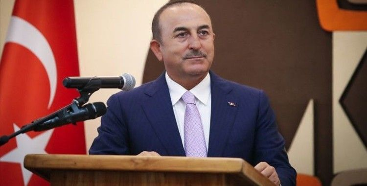Bakan Çavuşoğlu: Salgına karşı mücadeleden diyalog ve barış için faydalanabiliriz