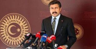 AK Parti Grup Başkanvekili Özkan, gündemi değerlendirdi