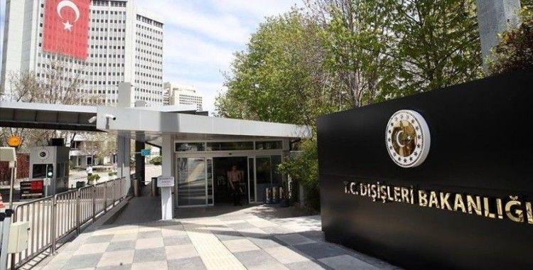 Türkiye'den, ABD Dışişleri Bakanlığının Osman Kavala hakkındaki açıklamasına tepki