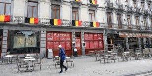 Belçika'da Kovid-19 vaka sayıları yükseliyor