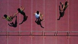Atletizmde normalleşme sürecinde gelen dereceler mutlu ediyor