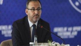 Gençlik ve Spor Bakanı Kasapoğlu, TFF toplantısına katılacak