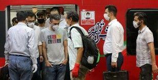 İran'da Kovid-19 nedeniyle son 24 saatte 196 kişi hayatını kaybetti