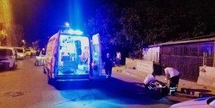 Polisten kaçarken kaza yapan motosikletli feci şekilde can verdi