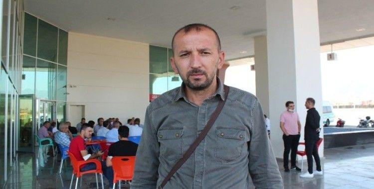 Mersin'deki kazaya tanık olan otobüs şoförü: 'El freni ve vites şoförün elinde kalmış'