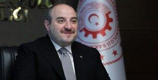 Sanayi ve Teknoloji Bakanı Varank: Kovid-19 küresel salgınına karşı bilim tek silahımız