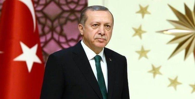 Cumhurbaşkanı Erdoğan: Salgın dönemini her alanda tüm dünyanın takdirini kazanan bir başarıyla yönettik