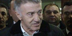 Ahmet Ağaoğlu, PFDK'ya sevk edildi