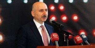 Bakan Karaismailoğlu, Erzurum Havalimanı'nın pist açılış törenine katıldı