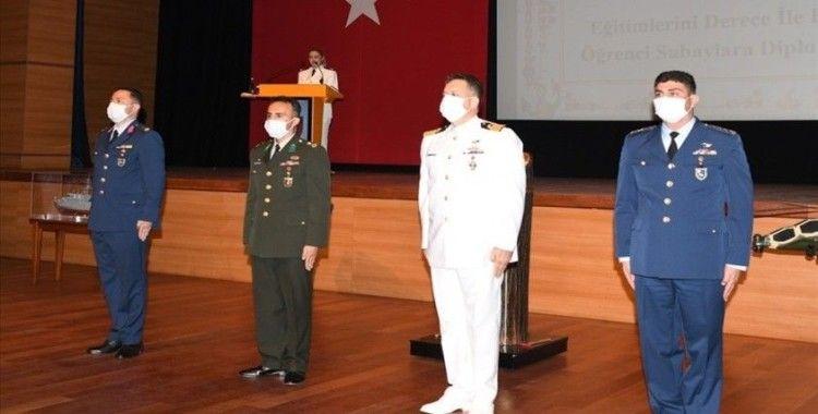 Milli Savunma Üniversitesinde mezuniyet töreni