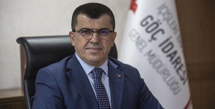 Göç İdaresi Genel Müdürü Ünlü: PKK'nın kaçırdığı çocukları silahlandırması insan ticareti suçudur