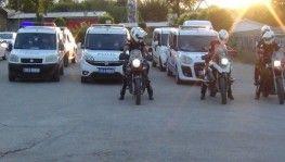 Bursa'da polis ve jandarma kuş uçurtmadı