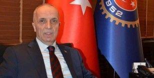 Türkiye'nin en büyük işçi konfederasyonu Türk-İş 68 yaşında
