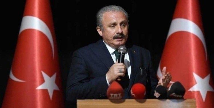 TBMM Başkanı Mustafa Şentop'dan bayram mesajı
