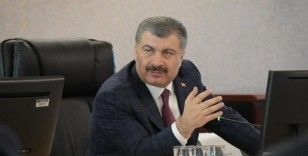 Sağlık Bakanı Koca il müdürlerine bayram talimatları verdi