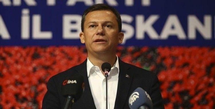 AK Parti Genel Sekreteri Şahin: Dilipak'a dava açmaya hazırlanıyoruz
