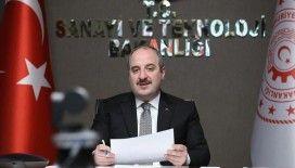 Bakan Varank, Kovid-19 tanısı için Türk bilim insanlarının yeni sistem geliştirdiğini açıkladı