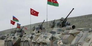 Çatışmaların gölgesinde Türk-Azeri tatbikatı